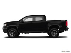 Pre-Owned 2017 Chevrolet Colorado ZR2 Ext Cab 4x4 Truck Extended Cab for sale in Lima, OH