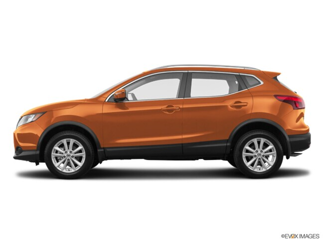 2017 Nissan Rogue Sport SV SUV [SGD, L92, E10, X01, FLO, CLD, B92] For Sale in Swazey, NH