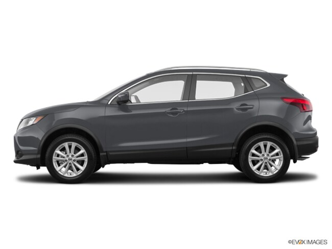 New 2017 Nissan Rogue Sport SV SUV in Cortland