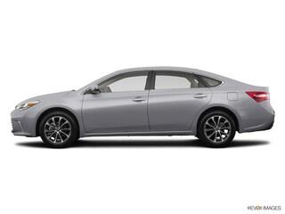 2018 Toyota Avalon Hybrid Hybrid XLE Premium Sedan