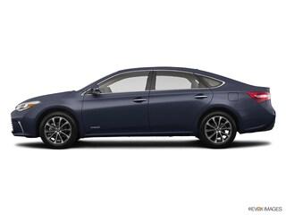 2018 Toyota Avalon Hybrid XLE Premium Sedan