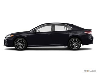 New 2018 Toyota Camry SE Sedan Lawrence, Massachusetts