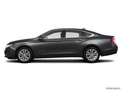 Used 2018 Chevrolet Impala LT Sedan in Watertown, NY