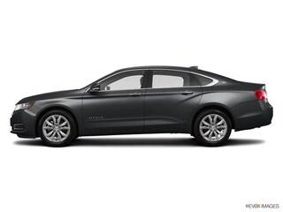 New 2018 Chevrolet Impala LT w/1LT Sedan J9121416 Danvers, MA