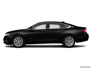 New 2018 Chevrolet Impala LT w/1LT Sedan J9105135 Danvers, MA