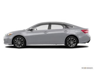 2018 Toyota Avalon XLE Plus Sedan