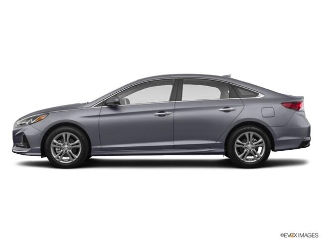 New 2018 Hyundai Sonata SEL Sedan Logan, UT