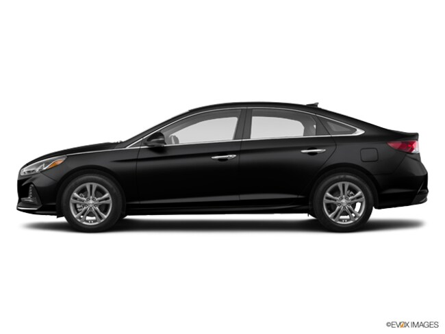 New 2018 Hyundai Sonata SEL Sedan For Sale Near Brooklyn Park
