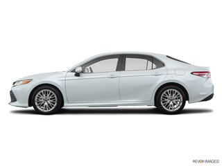 New 2018 Toyota Camry XLE Sedan in Erie PA
