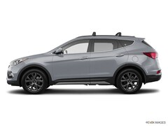 New 2018 Hyundai Santa Fe Sport 2.0L Turbo Ultimate SUV in Irvine