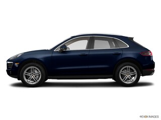 New 2018 Porsche Macan S SUV Burlington MA