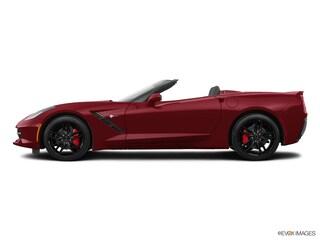 2018 Chevrolet Corvette Stingray Convertible