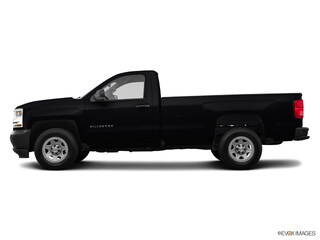 New 2018 Chevrolet Silverado 1500 Truck Regular Cab in Baltimore