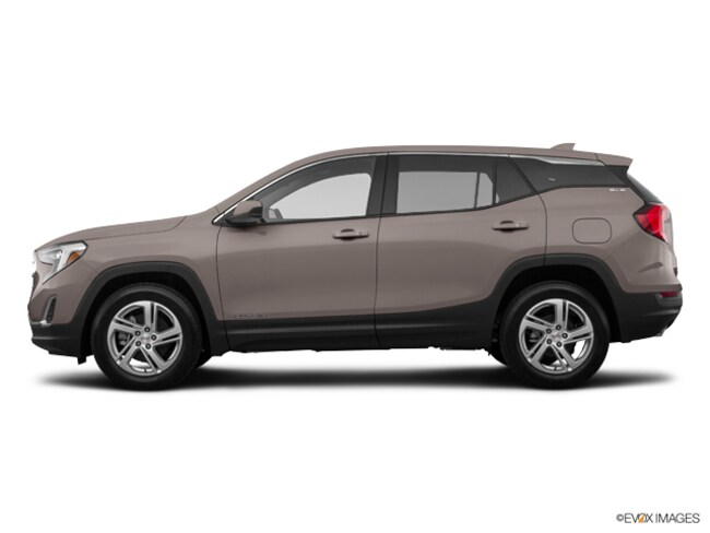 New 2018 GMC Terrain SLE SUV in Cathedral City