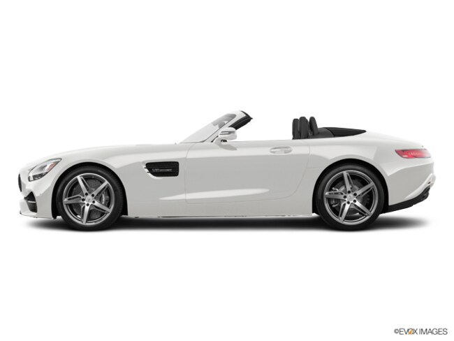 New 2018 Mercedes-Benz AMG GT Roadster In San Francisco Bay Area