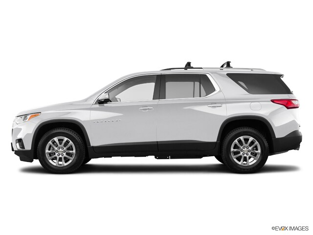 New 2018 Chevrolet Traverse LT Cloth w/1LT SUV Winston Salem, North Carolina