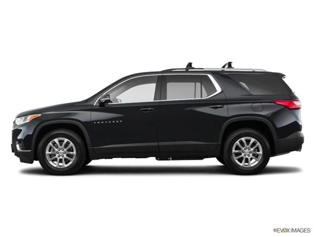 New 2018 Chevrolet Traverse LT Cloth SUV 1GNERGKW3JJ250583 for sale near Pittsfield MI