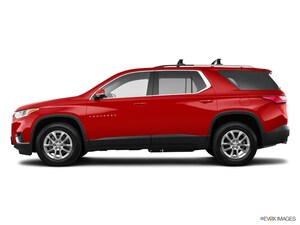 2018 Chevrolet Traverse LT Cloth w/1LT