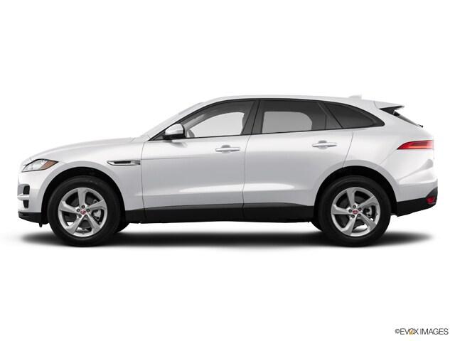 Jaguar lease f pace