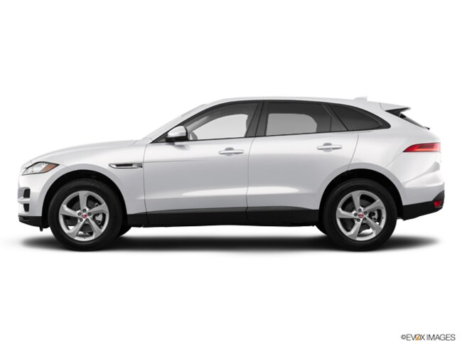 New 2018 Jaguar F-PACE 25t Premium SUV in Appleton, WI
