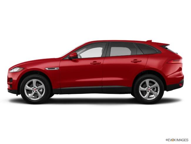 2018 Jaguar F-PACE 25t Premium 25t Premium AWD
