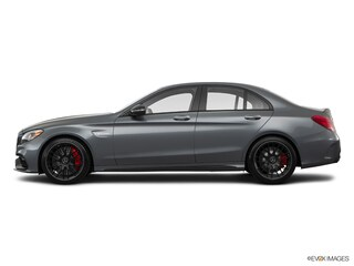 2018 Mercedes-Benz C-Class AMG C 63 S Sedan Sedan