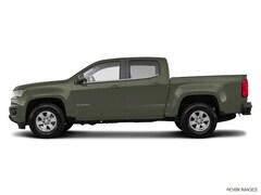 2018 Chevrolet Colorado WT Crew Cab Short Bed Truck