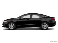 2018 Ford Fusion SE AWD Sedan