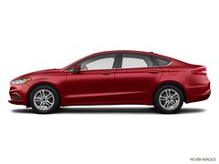 Used Vehicles for sale 2018 Ford Fusion SE AWD 202A 4dr Car in West Chicago, IL