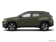 2018 Jeep Compass Latitude Latitude 4x4
