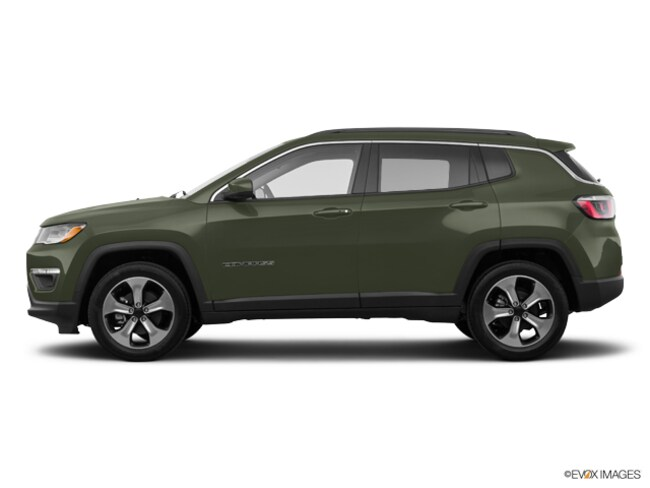 New 2018 Jeep Compass Latitude 4x4 SUV in Hermitage