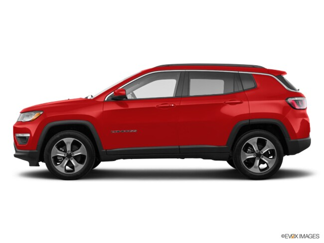New 2018 Jeep Compass Latitude SUV Springfield OH