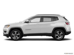 2018 Jeep Compass Latitude SUV
