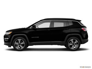 Certified Pre-Owned 2018 Jeep Compass Latitude 4x4 SUV J200808A for sale near you in Brunswick, OH