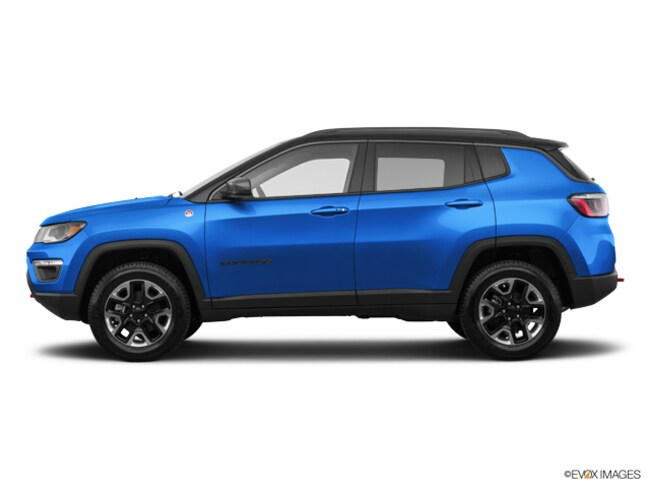 new 2018 Jeep Compass Trailhawk 4x4 SUV in Hayward WI