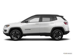 2018 Jeep Compass Trailha WAGON