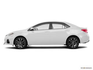 New 2018 Toyota Corolla SE Sedan Klamath Falls, OR