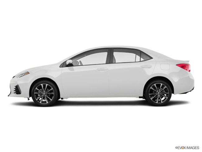 New 2017 2018 Toyota Corolla SE SE  Sedan CVT near Phoenix