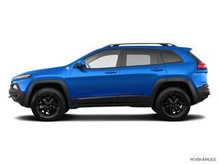 2018 Jeep Cherokee Trailhawk 4x4 SUV