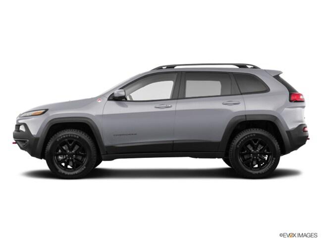 2018 Jeep Cherokee Trailhawk SUV