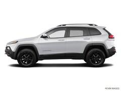 2018 Jeep Cherokee Trailhawk 4x4 SUV in Emporia, KS