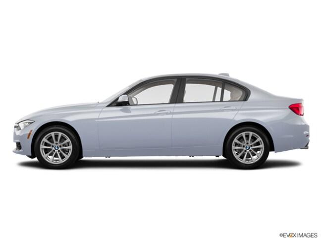 Used 2018 BMW 3 Series Sedan in Greenville