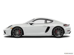 New 2018 Porsche 718 Cayman S Coupe WP0AB2A81JK278491 for sale in Hartford, CT