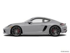 2018 Porsche 718 Cayman S Coupe