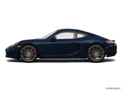 New Audi & Porsche 2018 Porsche 718 Cayman S Coupe WP0AB2A84JK278999 for sale in Birmingham, MI