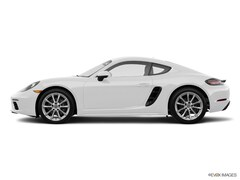 2018 Porsche 718 Cayman Premium Package Plus Coupe
