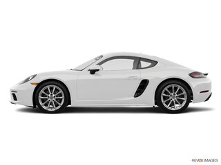New 2018 Porsche 718 Cayman Base Coupe for sale in Norwalk, CA at McKenna Porsche