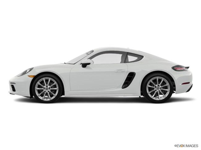 New Porsche 2018 Porsche 718 Cayman Base Coupe for sale in Boston, MA
