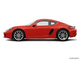 2018 Porsche 718 Cayman Base Coupe