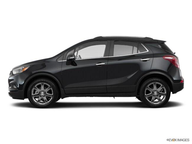 2018 Buick Encore Premium Front-wheel Drive SUV